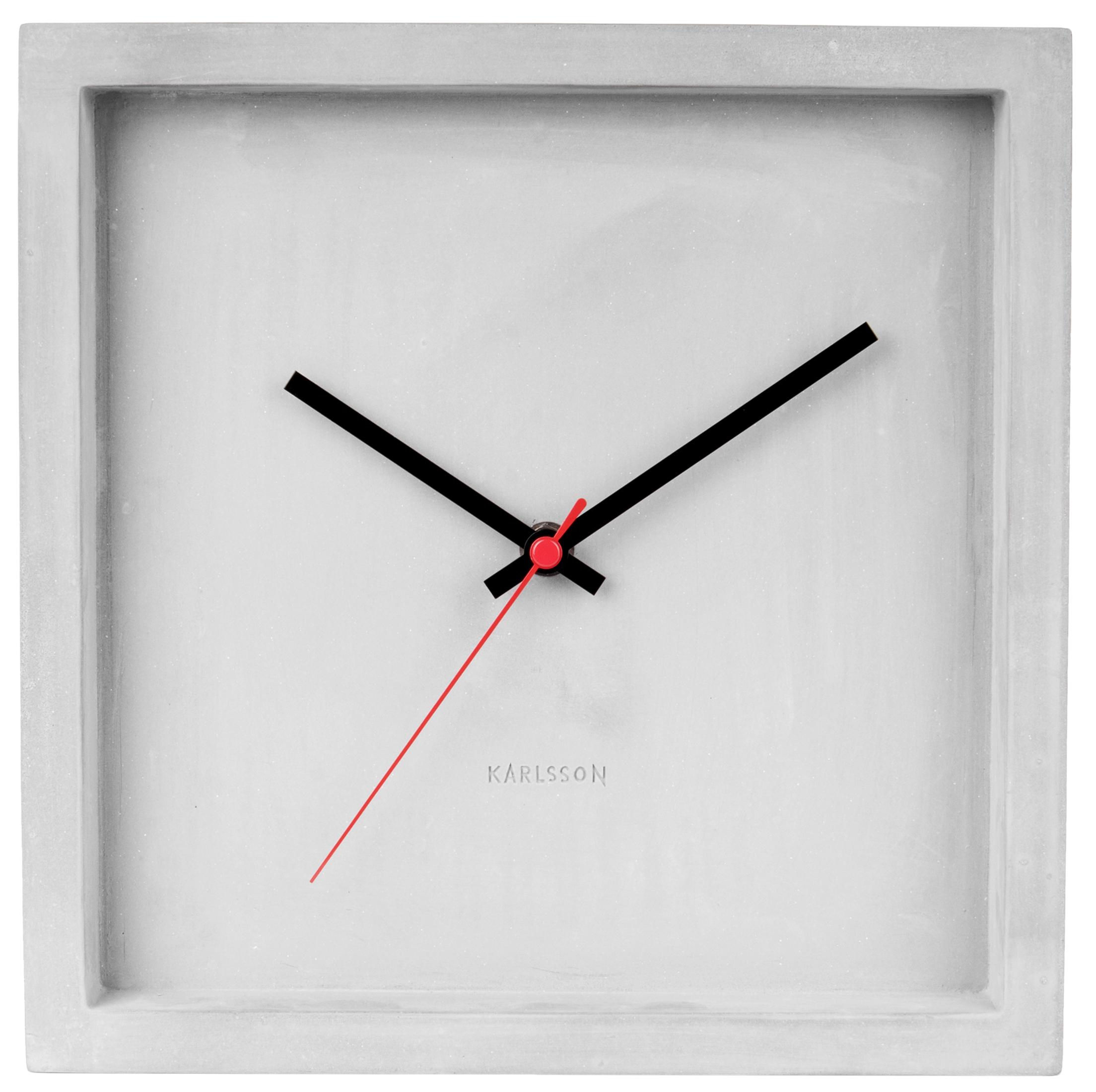 Karlsson Uhr karlsson shop marken shops wanduhren tischuhren wecker