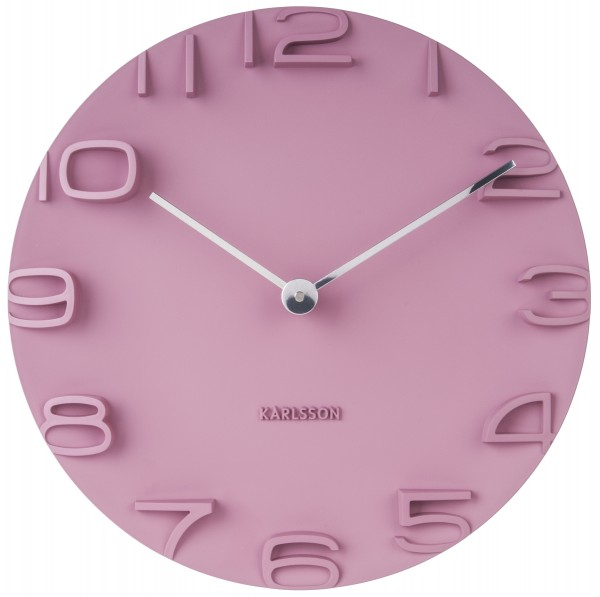 WANDUHR ON THE EDGE PINK