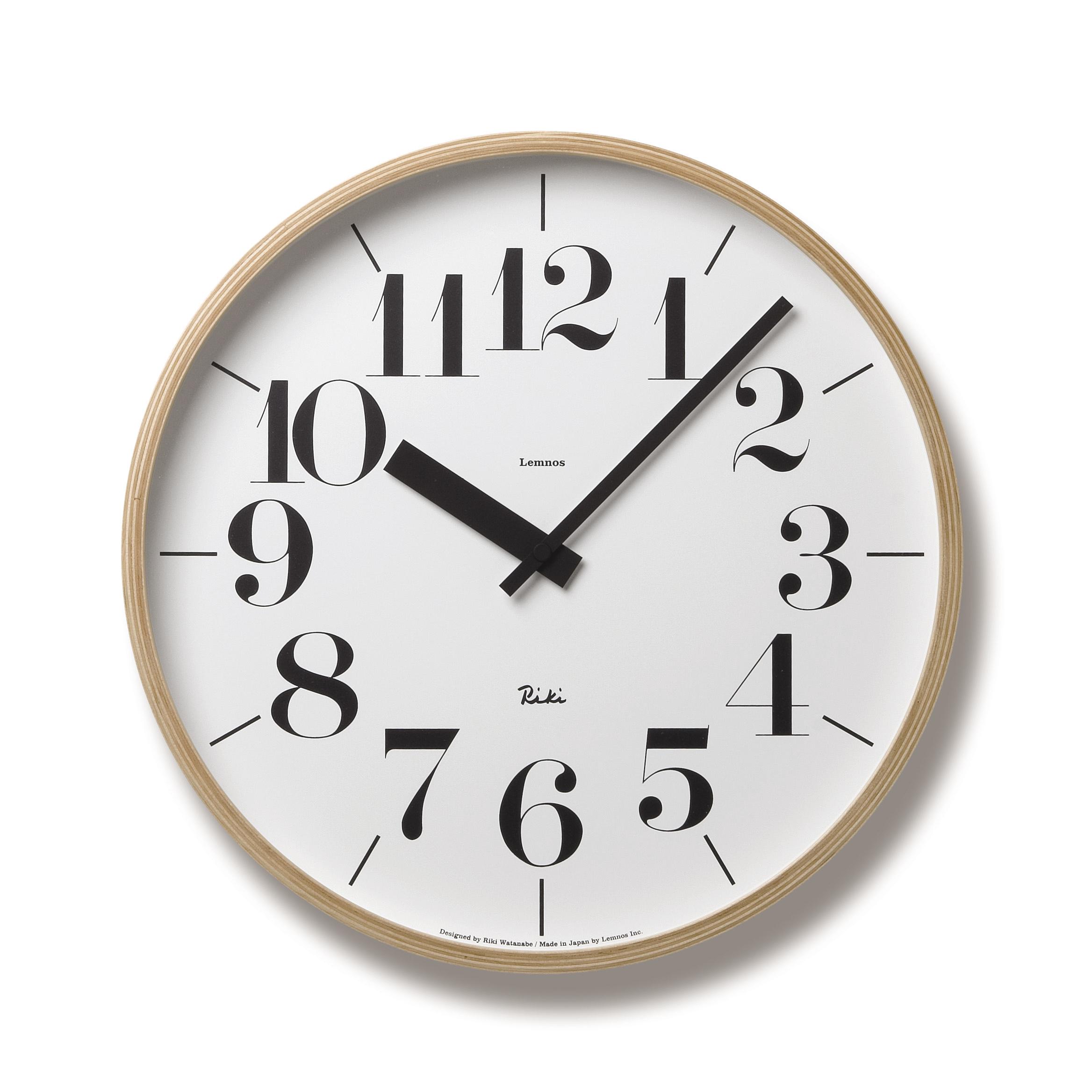 wanduhr riki clock l designer wanduhren wanduhren wanduhren tischuhren wecker online. Black Bedroom Furniture Sets. Home Design Ideas