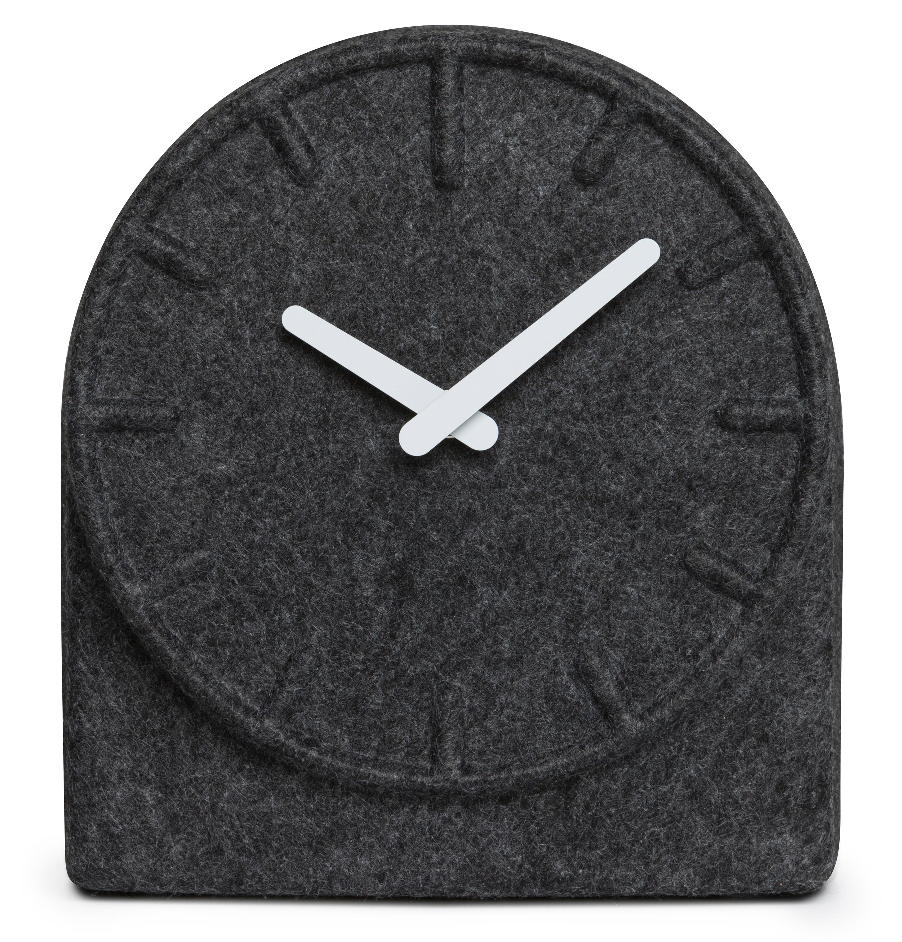 tischuhr felt two lt17012 von leff amsterdam g nstig kaufen wanduhren tischuhren wecker. Black Bedroom Furniture Sets. Home Design Ideas