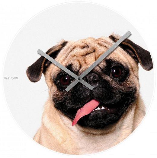 WANDUHR CRAZY DOGS LEO GLAS