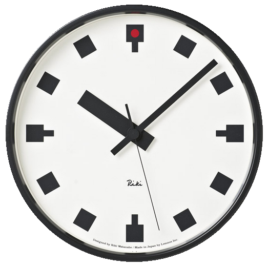 WANDUHR HIBIYA CLOCK