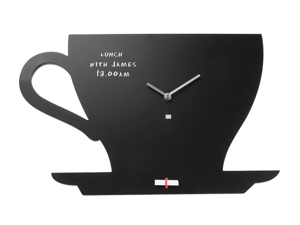 wanduhr tea time karlsson shop marken shops. Black Bedroom Furniture Sets. Home Design Ideas