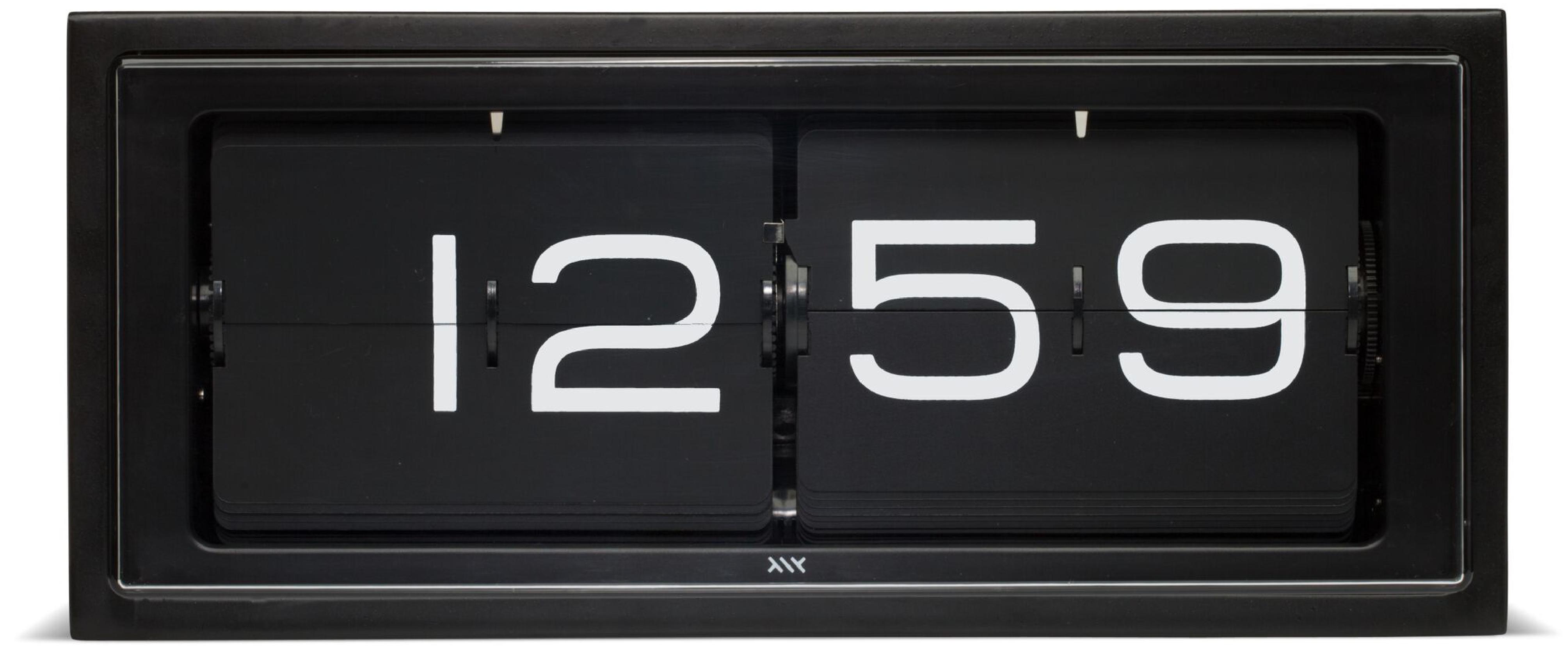 klappzahlen wanduhren g nstig auf kaufen wanduhren tischuhren wecker online. Black Bedroom Furniture Sets. Home Design Ideas