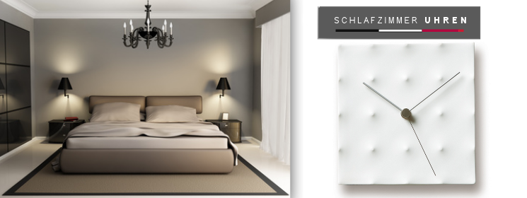 schlafzimmer wanduhren wanduhren wanduhren tischuhren wecker online kaufen laclock wanduhr. Black Bedroom Furniture Sets. Home Design Ideas