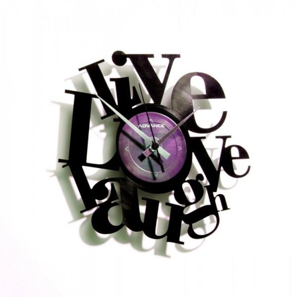 WANDUHR VINYL LIVE,LOVE,LAUGH
